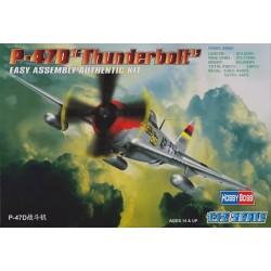P-47 HobbyBoss 1/72