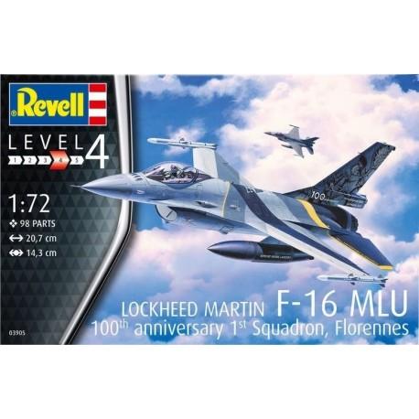 F-16 Revell 1/72