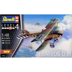Albatros Revell 1/48